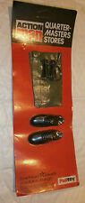 Vintage Action Man Mc Tarjeta Negra Zapatos Shorts & Binos 1/6th Scale Accesorio
