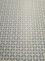 Lakeside Derwent Pewter Curtain Craft Fabric.Per Metre