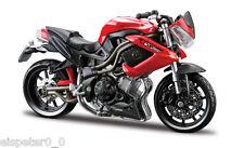 BENELLI TNT R160, BBurago modelo de motocicleta 1:18 , emb.orig, NUEVO