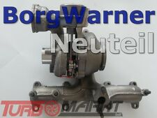 Turbolader VW Golf IV 1,9 Liter TDI Motor AXR 101 PS Neu BorgWarner KKK Golf 4