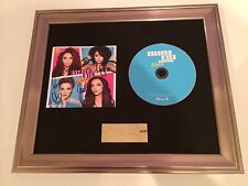 PERSONALLY SIGNED/AUTOGRAPHED LITTLE MIX - DNA CD FRAMED PRESENTATION. X FACTOR