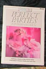 Women's Weekly Perfect Parties for Every Occasion