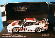PORSCHE 911 GT3 CUP #16 24H DAYTONA 2004 MURRY STANTON SUGDEN DODGE MINICHAMPS
