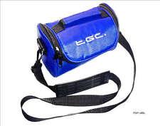 NUEVO SONY PSP PLAYSTATION VITA AZUL Consola Bolsa de viaje Funda con Asa Larga
