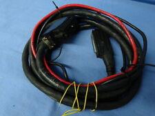 GE MASTR II Master DELTA 110 Watt Mobile Radio UHF VHF Remote Data Cable