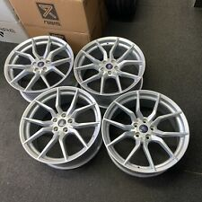 """Ex Display 19"""" Ford RS style Gloss Silver alloy wheels Focus Connect Kuga + more"""