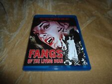 Fangs Of The Living Dead - Malenka (1969) [1 Disc Region: A Blu-ray]