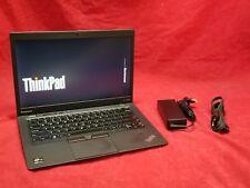 Lenovo Carbon X1 Core i7-3667U 2.00GHz 8GB 180GB SSD Windows 10 Ultrabook