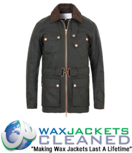 Repair & Alteration Service Mulberry Wax Jackets All Makes All Sizes All Colours