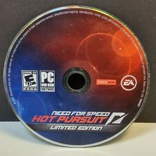 Need For Speed: Hot Pursuit (Limited Edition)  (PC Games, 2010) DISC ONLY