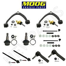 For Chevrolet Silverado 1500 GMC Sierra 1500 Front Complete Suspension Kit MOOG