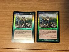 1x FOIL ELVISH CHAMPION x1 7th Seventh Edition LP MtG Magic fast secure shipping