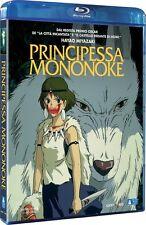 Principessa Mononoke HAYAO MIYAZAKI BLU RAY