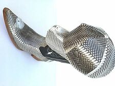 COBRA BOOTS & HAT(GENUINE SNAKE)(2HED)HAT FULL LINING & ADJUSTABLE GIVALDI# 6492