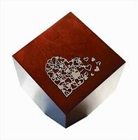 Unique Artistic Cremation Casket Funeral Urn for Ashes Modern Memorial 2019 URN