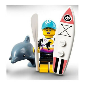LEGO MINIFIGURES: SERIES 21 - 71029 - #1 PADDLE SURFER - NEW