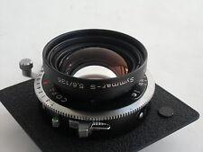 schneider symmar-s 135mm/f5.6 mc objektiv copal shutter, horseman panel