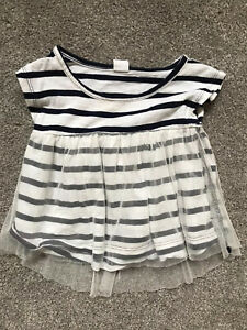 Baby Girl GAP 18-24 Months striped Top
