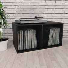 vidaXL Book Cabinet/room Divider Black Chipboard Home Storage Display Rack