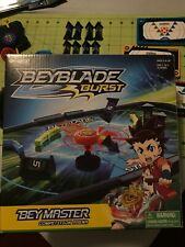 BEY BLADE BURST Bey Master Competition Arena Game Ages 6+ In Box 100% Complete!!