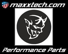 3D Aufkleber Dodge SRT Demon Logo Emblem Challenger Charger SRT8 R/T Felgen 50mm