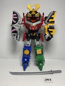 Power Rangers Dx Samurai Megazord - With Weapon