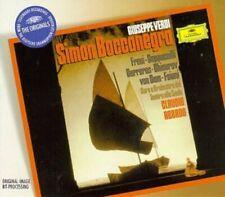 Verdi - Simon Boccanegra - Abbado (DG 2 CD)
