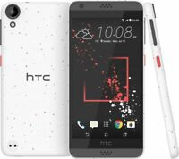 """NUOVO HTC DESIRE 530 bianco 16gb 4g Lte GPS NFC 5 """" LCD Android"""