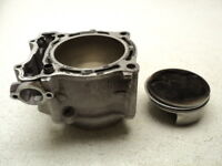 Yamaha YZ 450 YZ450 #8537 Cylinder with Piston / Jug / Barrel