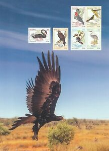AUSTRALIA	2020	Bird Emblems	Limited Mini-Sheet	MNH	FREE LOCAL POST