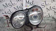 MERCEDES W215 CLCLASS HEADLIGHT NS A2158201961