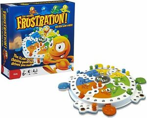 FRUSTRATION by Hasbro Board Game Slam Tastic Multi Player Chasing Games Toys