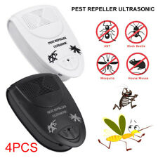 Electronic Mosquito Repellent Indoor Cockroach Mosquito Insect Killer Ultrasonic