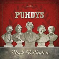 PUHDYS - ROCK-BALLADEN  2 CD NEU