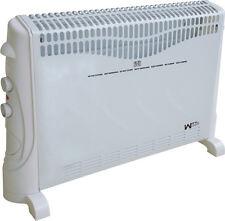 Chauffage radiateur électrique convecteur 2000W sur pied ou mural TC2104T