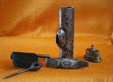 Set di pulizia per arma da fuoco, XIX Secolo