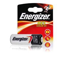 4 Energizer 12 Volt Alkaline Battery A23 23AE MN21 LR23 LR23A A23S L1028 LRV08 V
