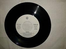 """Prince / Luciano Ligabue –  Disco Vinile 45 Giri 7"""" Edizione Promo Juke Box"""