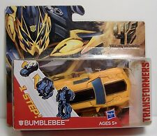 TRANSFORMERS BUMBLEBEE AGE OF EXTINCTION ACTION FIGURE 1 ONE STEP AOE MOSC 2013