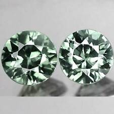 Excellent Cut Green Loose Natural Sapphires
