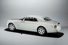 KYOSHO Rolls Royce Phantom Coupe English White 1:18**New Release**