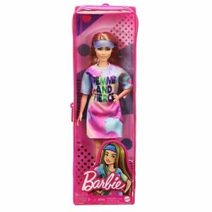 Barbie Fashionistas 159 - Femme & Fierce. Brand New Doll In Pink Packaging, NRFB