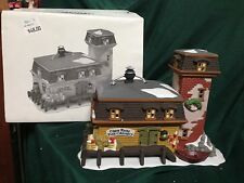 Dept 56 Snow Village/New England Village-Cape Keag Fish Cannery