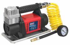Sealey MAC04 Mini Air Compressor 12V Heavy-Duty