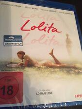 Lolita (Blu-Ray Region Free) Jeremy Irons  Erotica FREE SHIPPING