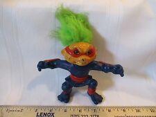1992 Battle Trolls by Hasbro Nunchuck unchuck Ninja Figures Vintage Lot 90's toy