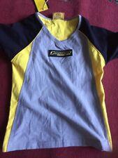 Jordan Grand Prix Women's T-shirt Size Small Grey  Jordan F1/ Children's