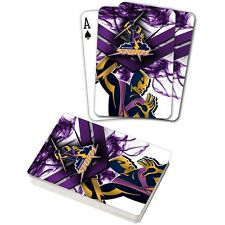 120064 MELBOURNE STORM NRL TEAM LOGO MASCOT SUPPORTER DECK OF PLAYING CARDS
