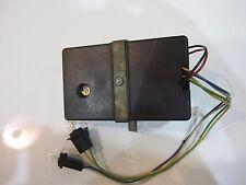 Corvette TPI tire Air pressure monitoring computer module relay 1989 RARE