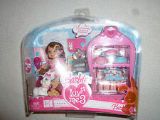 NEW IN BOX MATTEL BABRIE LUV ME 3 DOLL SET RABBITS 2007 M3975 BUNNIES
